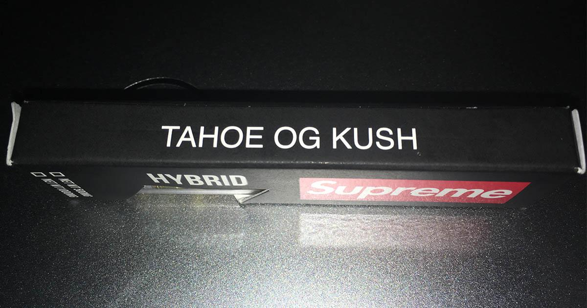 Supreme Vape Cartridge Review: No Single Source Of THC Oil
