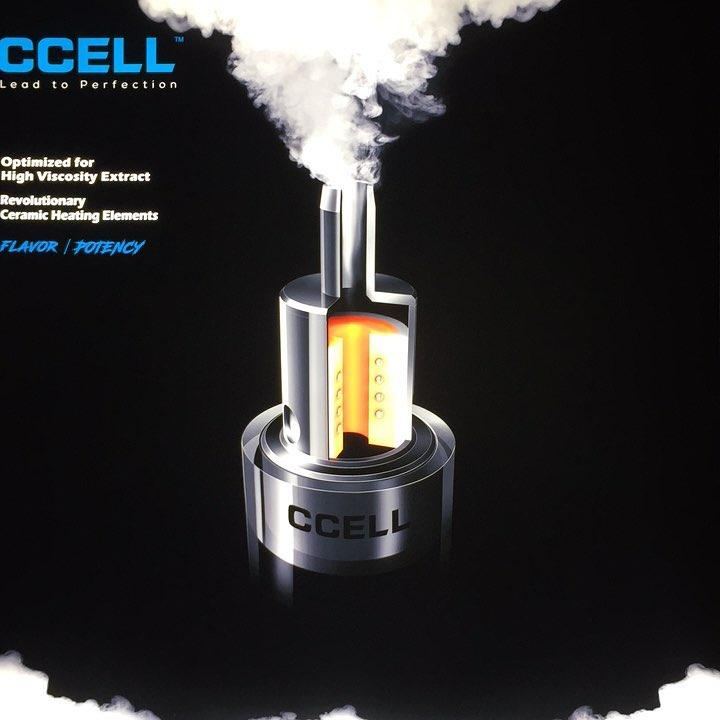 CCELL cartridge