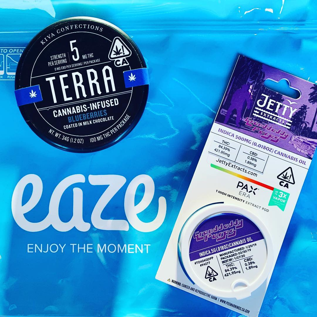 Eaze Promo Code First Time User