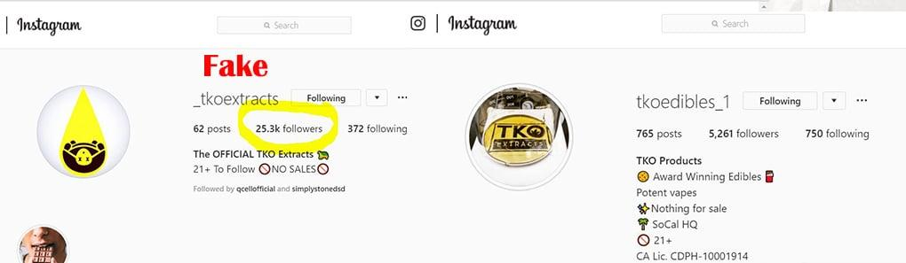 tko carts instagram