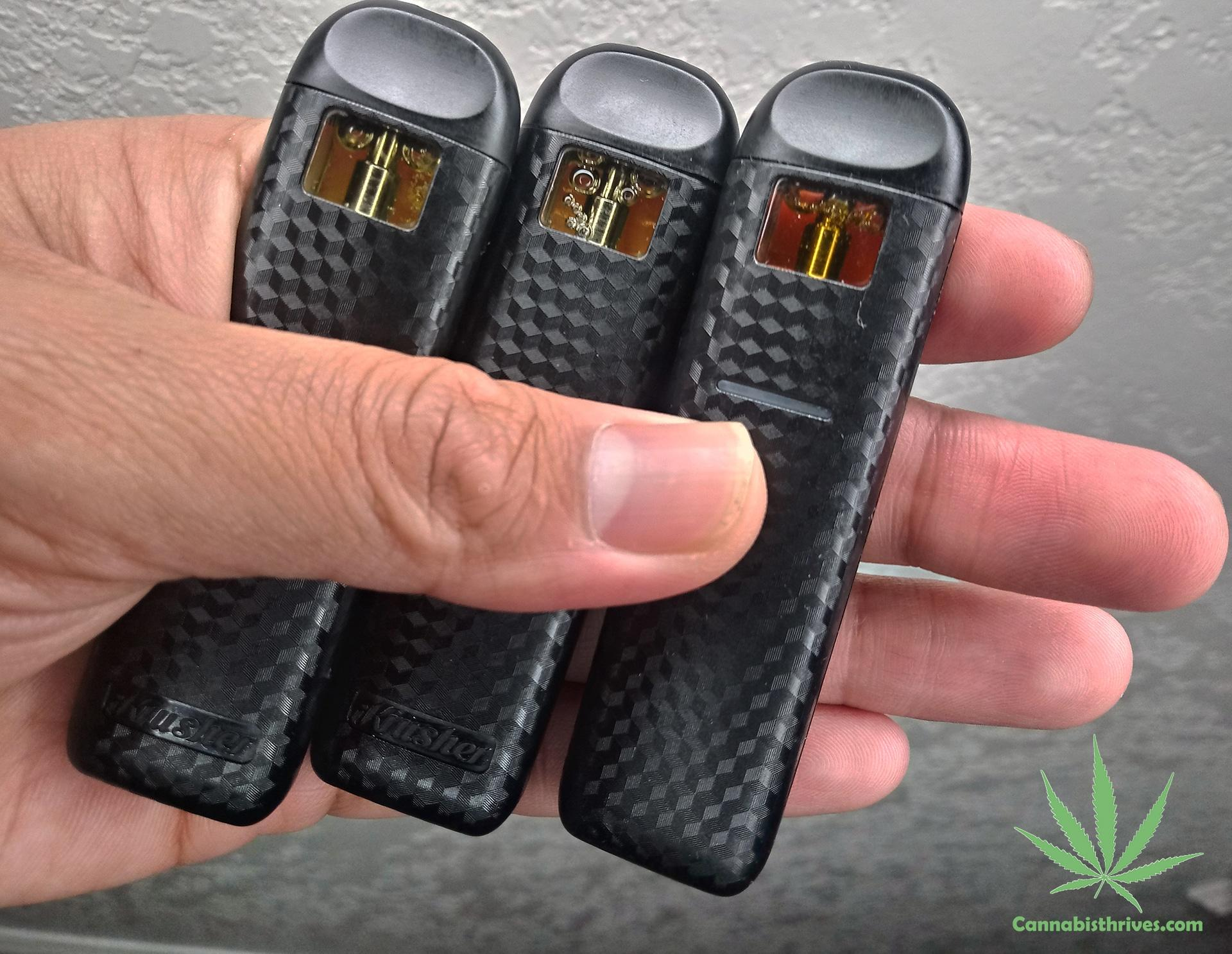 Ikrusher Tik Review: Ultra Portable Vaporizer For THC Oil