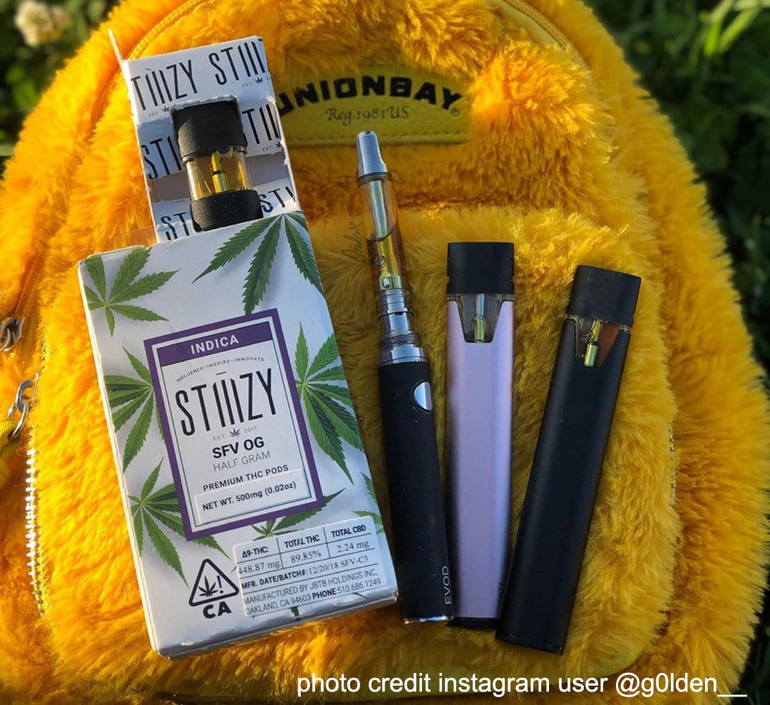 Stiiizy Review: Compact Vape Pen With Potent Pods