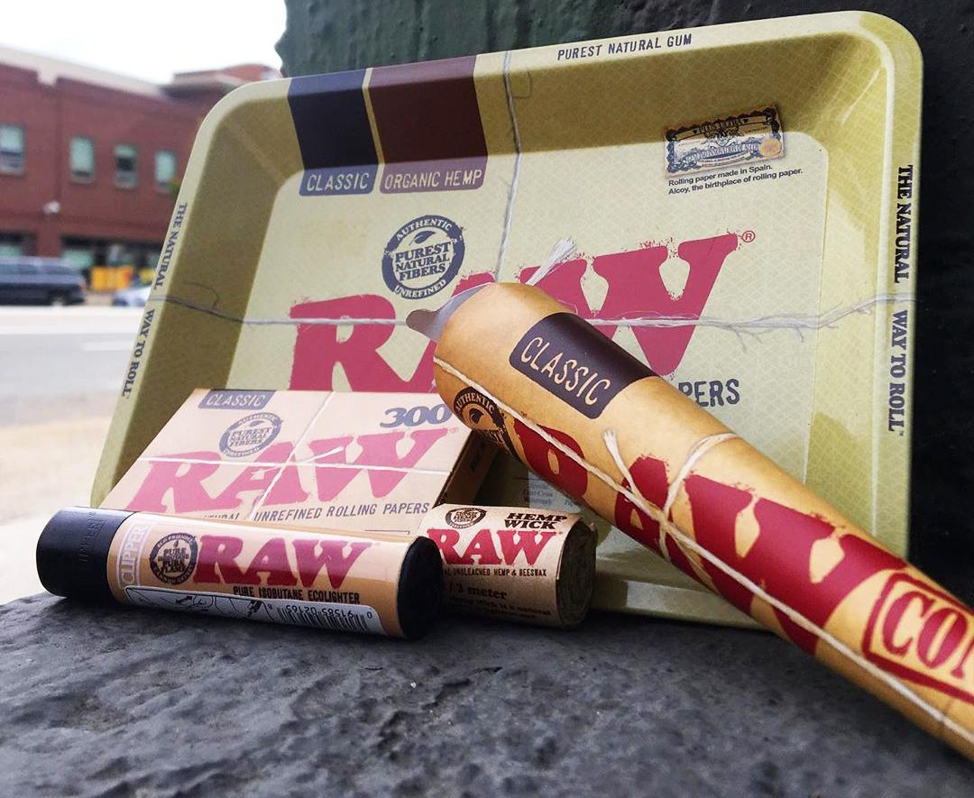 raw rolling tray for weed
