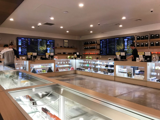 best la dispensaries 2020